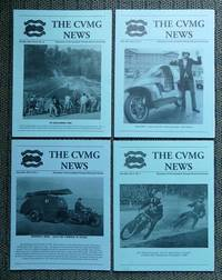 image of THE CVMG NEWS.  12 ISSUES - OCTOBER 2003, MAY 2004 - MARCH 2005.