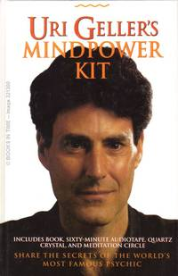 Uri Geller's Mindpower Kit : SIGNED