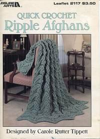 Quick Crochet Ripple Afghans Leaflet 2117