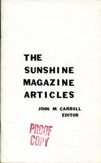 The Sunshine Magazine Articles