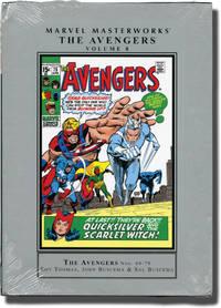 image of The Avengers: Marvel Masterworks Volume 8