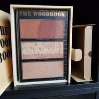 The WoodBook [The Wood Book} in wooden Box