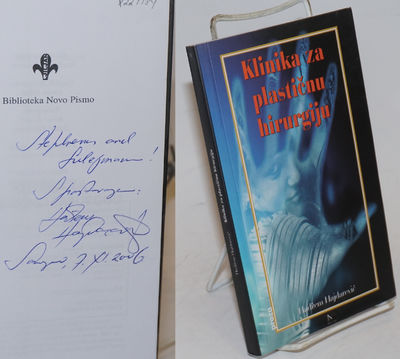 Sarajevo: Ljiljan, 2000. Paperback. 235p., signed and inscribed by author, very good condition in wr...