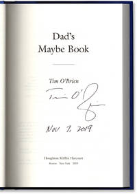 Dad\'s Maybe Book.