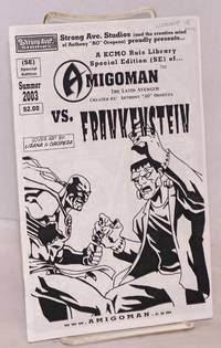 Amigoman the Latin Avenger vs. Frankenstein, special edition, Summer 2003