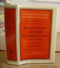 image of English Literature In The Earlier Seventeenth Century 1600 - 1660 [ The Oxford History Of English Literature volume V ]