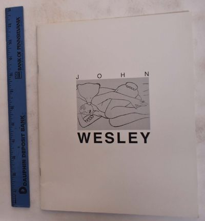 Marfa, Texas: The Chinati Foundation, 1990. Softcover. VG. White stapled wraps with bw illustration ...