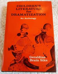image of CHILDREN'S LITERATURE FOR DRAMATIZATION an Anthology