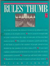 image of Rules of Thumb - 2