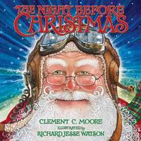 The Night Before Christmas by  Clement Clarke Moore - Paperback - from World of Books Ltd and Biblio.com
