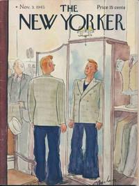 The New Yorker: November 3, 1945