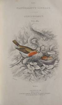 THE NATURALIST'S LIBRARY [complete in 40 volumes]