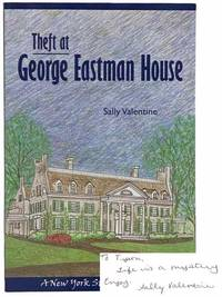 Theft at George Eastman House (A New York State Adventure)