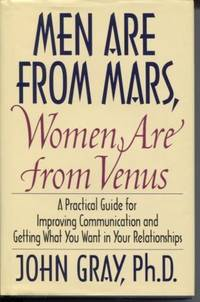 Men Are from Mars Wemon Are from Venus