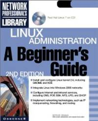 image of Linux Administration: A Beginner's Guide