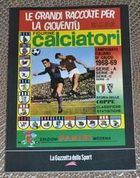 image of Panini Calciatori 1968-69 - Print Edition - Reproduction of Original Album