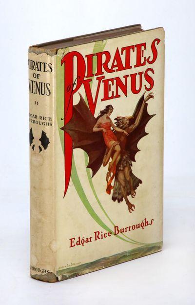 Tarzana, CA: Edgar Rice Burroughs, 1934. Hardcover. Fine/very good. Reprint. 314 pp, bound in origin...