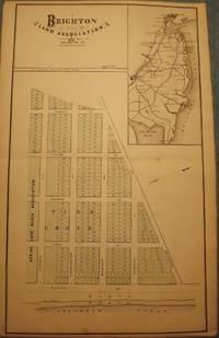 WALL TOWNSHIP: BRIGHTON LAND ASSOCIATION: 1878 MAP