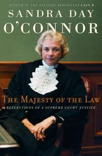 image of The Majesty of the Law : Reflections of a Supreme Court Justice