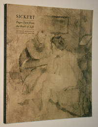 Sickert: Pages Torn from the Book of Life - An Exhibition of Prints 1883-1929, 10-25 October 2002