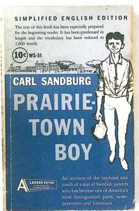 PRAIRIE TOWN BOY SIMPLIFIED ENGLISH EDITION Book in Japanese