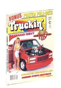 Truckin' November 1990 (BONUS POSTER PULL-OUT! - PRE-RUNNER SUSPENSION LIFT - SUMMER EVENTS HEATWAVE, VOLUME 16, VOLUME 11)
