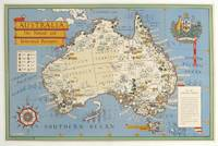 Australia Her Natural and Industrial Resources.  In the Post-War World.