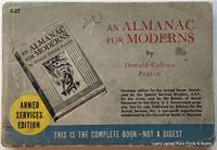 An Almanac for Moderns (Armed Forces Edition #S-27).