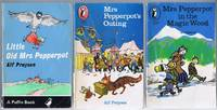 Little Old Mrs Pepperpot; Mrs Pepperpot's Outing; Mrs Pepperpot in the Magic Wood. 3 separate volumes