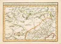 CARTE DE LA TARTARIE OCCIDENTALE Pour servir a l'Histoire Generale des Voyages.