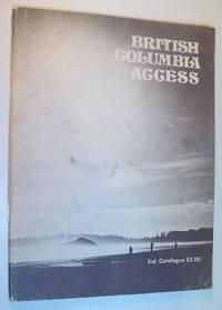 British Columbia Access: Third (3rd) Catalogue (Catalog)