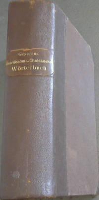 image of Wilhelm Gesenius' Hebraisches und Aramaisches Handworterbuch uber das Alte Testament