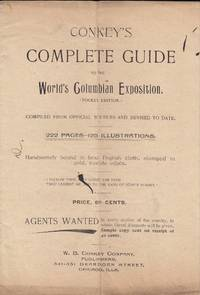 [Advertising Pamphlet For] Conkey's Complete Guide to the World's Columbian Exposition
