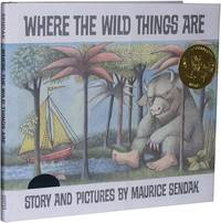 Where the Wild Things Are by  Maurice Sendak - Hardcover - 40th Anniversary Edition - 2003 - from Parrish Books (SKU: 1250)