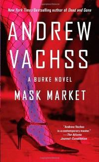 image of Mask Market (Burke Novels)