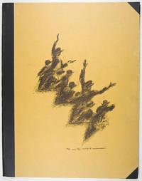 Berlin: Volksverband der Bücherfreunde, 1927. First edition. Hardcover. vg. Portfolio. 3/4 cloth ov...
