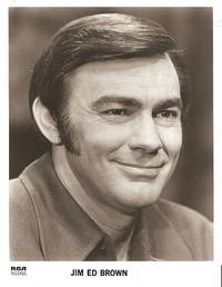 PROFESSIONAL PHOTOGRAPH  OF JIM ED BROWN:; American country singer