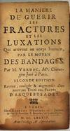View Image 1 of 2 for LA MANIERE DE GUERIR LES FRACTURES ET LES LUXATIONS Qui arrivent au corps humain, par le moyen des b... Inventory #009494