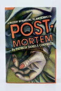 POSTMORTEM by  Patricia Daniels Cornwell - First edition - 1990 - from Type Punch Matrix (SKU: 39688)