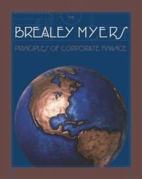 Principles of Corporate Finance : Corporate Governance Trade Book and Standard and Poor's and...