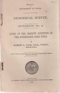 Geological Survey. Bulletin No. 4.