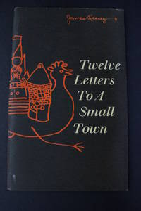 image of Twelve Letters to a Small Town