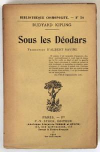 Sous les déodars. Traduction d'Albert Savine.