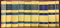 Digest of United States Practice in International Law 1973-1980, 9 bks by Rovine; McDowell; Boyd; and Nash - 1980 - from The Lawbook Exchange Ltd (SKU: 67994)