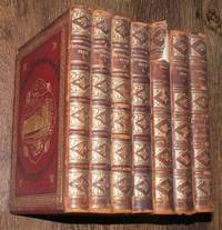 A Series of Picturesque Views of Seats of Noblemen and Gentlemen of Great Britain with Descriptive and Historical Letterpress. 7 Volumes Complete by Rev. F O Morris - Hardcover - Edition Unstated - 1866 - from Bailgate Books Ltd and Biblio.co.uk