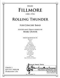 Rolling Thunder (Concert Band)