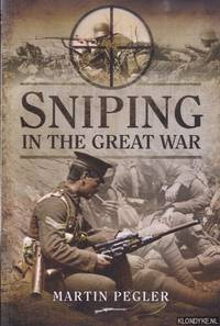 Sniping in the Great War