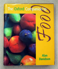The Oxford Companion to Food.
