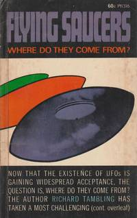 Flying Saucers - Where Do They Come From?