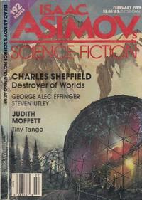 Isaac Asimov's Science Fiction Magazine Vol. 13, No. 2, February 1989